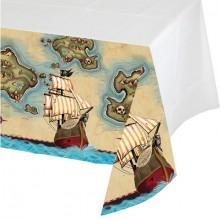 Bordsduk Pirat Plast