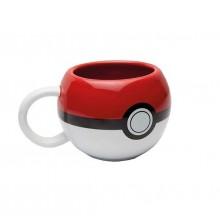 Pokemon 3D Mugg Pokeball