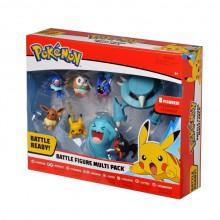 Pokémon Figurer 8-pack