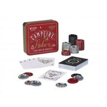 Pokerset För Vildmarken