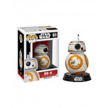 Star Wars POP! Vinyl Bobble-Head BB-8
