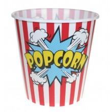 Popcorn Skål Comic