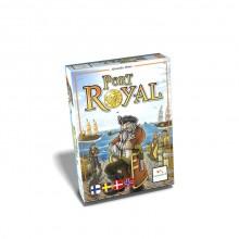 Port Royal, Kortspel