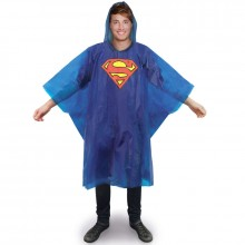 Superman Poncho
