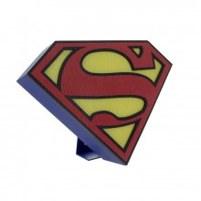 Superman Logo Lampa