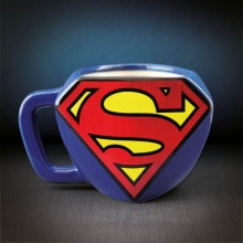Superman Formad Mugg