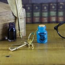 Harry Potter Nyckelring Med Ficklampa