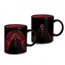 Star Wars Värmekänslig Mugg Darth Vader EP8