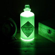 Harry Potter Potion Bottle Lampa