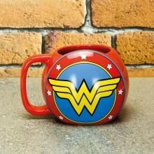 Wonder Woman Mugg Sköld
