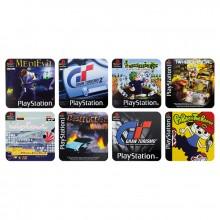 Playstation Spel Drinkunderlägg 8-pack