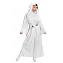 Prinsessan Leia Maskeraddräkt med Huva