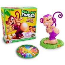 Pull My Finger: The Farting Monkey Game