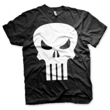 The Punisher Skull T-Shirt (Svart)