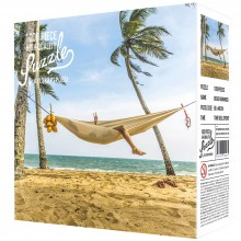 Pussel Beach Hammock 1000-bitar