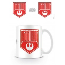 Star Wars Force Awakens Mugg Resistance