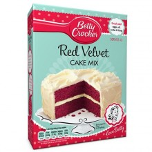 Betty Crocker Kakmix Red Velvet