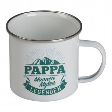 Retro Mugg Pappa Legend