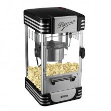 Retro Popcornmaskin Svart