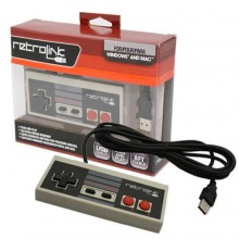 Retro NES USB-Handkontroll