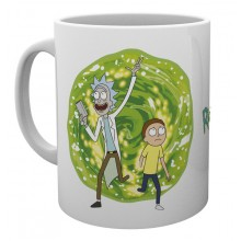 Rick And Morty Mugg Portal