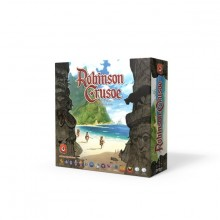 Robinson Crusoe Adventures On The Cursed Island, Strategispel
