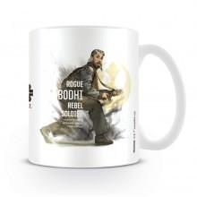 Star Wars Rogue One Mugg Bodhi