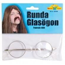 Runda Klassiska Glasögon