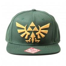 Zelda Golden Logo Keps