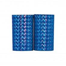 Serpentiner Holografiska Blå 2-pack