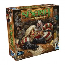 Sheriff of Nottingham, Strategispel