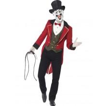 Ondskefull Cirkusdirektör Maskeraddräkt