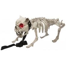 Skrikande Skelett Hund