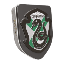 Harry Potter Jelly Belly Crest Tin Slytherin