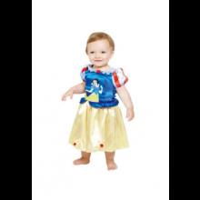 Maskeraddräkt, Snövit, 12-18 månader, Disney Princess