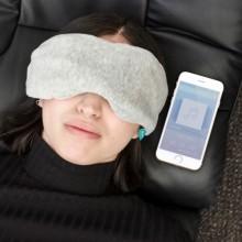 Sovmask Med Hörlurar Trådlös