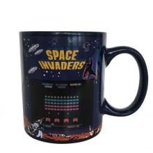 Space Invaders Värmekänslig Mugg