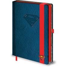Superman Anteckningsbok A5 Inbunden