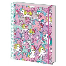 My Little Pony Anteckningsbok Retro Ponies