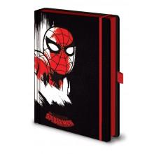 Marvel Retro Premium Anteckningsbok Spiderman