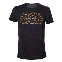 Star Wars Stars And Logo T-shirt