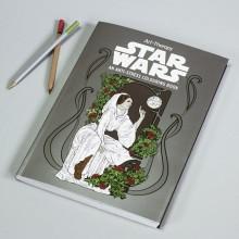 Star Wars Målarbok för Vuxna