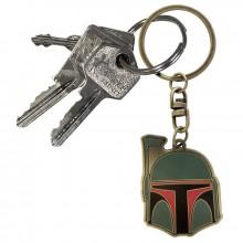 Star Wars Nyckelring  Boba Fett