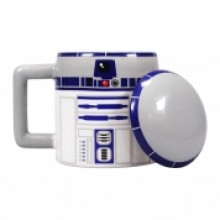 Star Wars Mugg Med Lock R2-D2