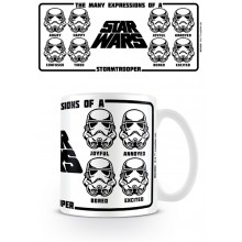 Star Wars Mugg Stormtrooper Expressions