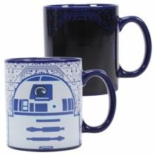 Star Wars Värmekänslig Mugg R2-D2