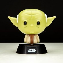 Star Wars Yoda Lampa