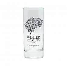 GAME OF THRONES - Stark - Glas