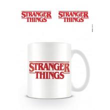 Stranger Things Mugg Logo