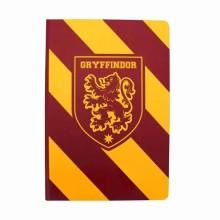 Harry Potter Anteckningsbok Gryffindor Stripes